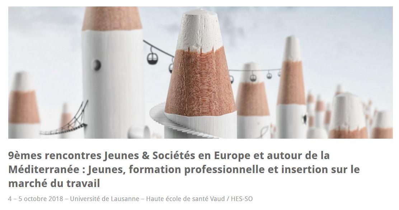 site Rencontres Lausanne oct 2018